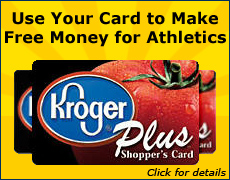 Use Your Kroger Plus Card to Make Free Money for Athletics