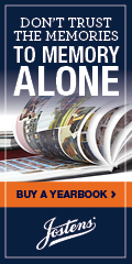 Link to order yearbook from Josten's